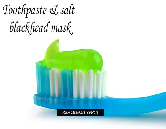 How to remove blackheads fast