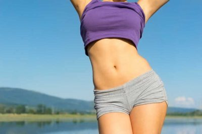Simple Way To Remove Fat Around Your Tummy.
