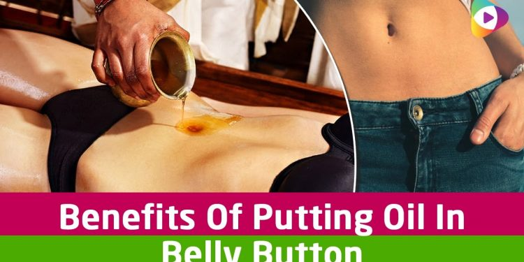 Belly Button/Navel Oil To Cure Your Health Problem.