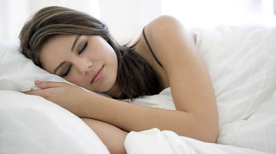 surprising benefits of sleeping on left side